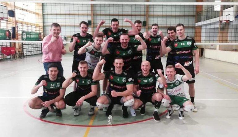 Arcobaleno Kasztelan Rozprza zostaje w II lidze
