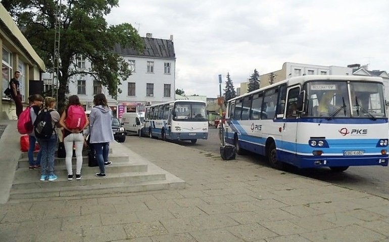 Nowe połączenia autobusowe w naszym regionie