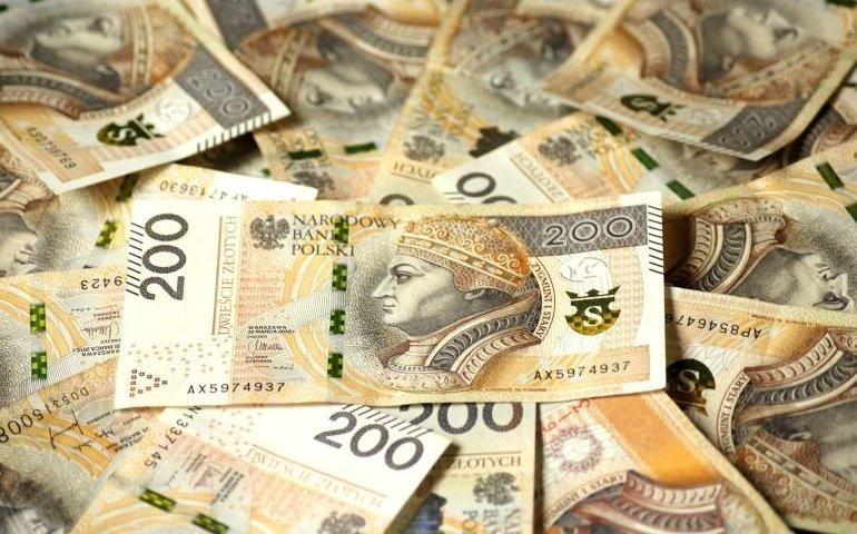 Ponad miliard złotych więcej na pożyczki płynnościowe