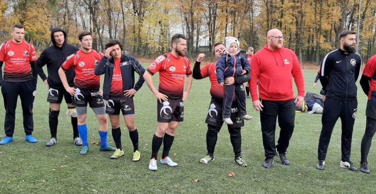 Piotrkowscy rugbyści wzięli udział w