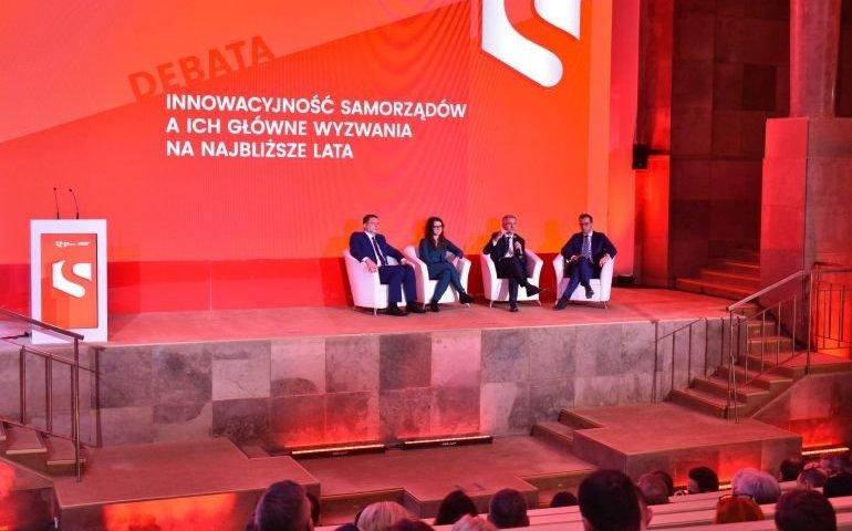 Bogactwo nowatorskich pomysłów w konkursie PAP Innowacyjny Samorząd