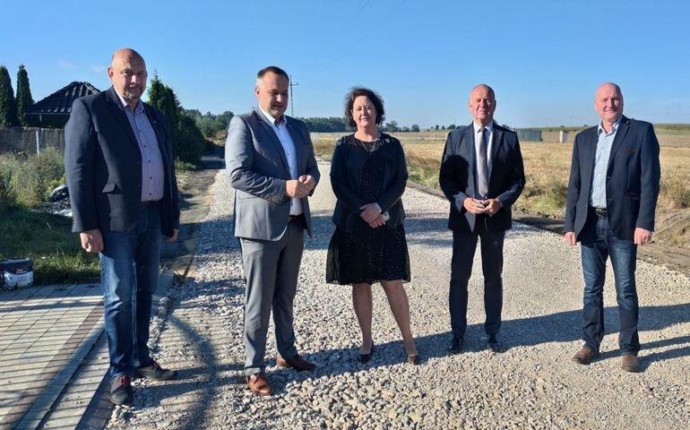 Kolejne inwestycje na drogach powiatowych