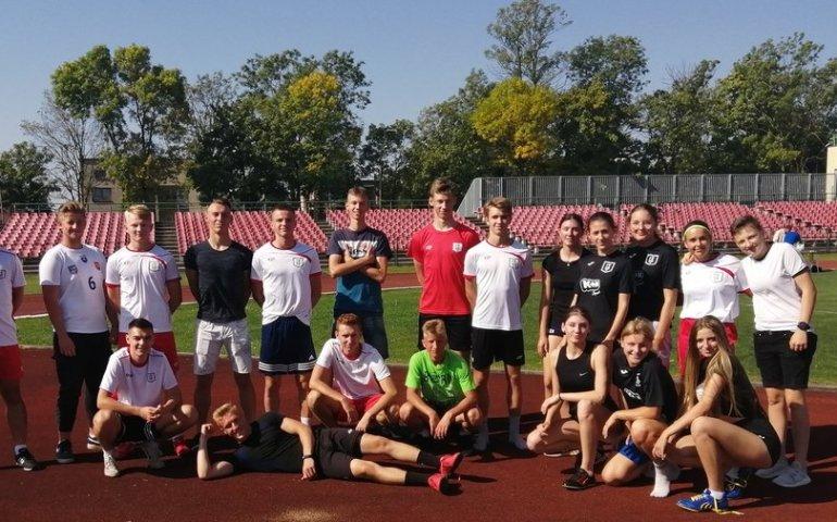 Uczniowie IV LO zostali lekkoatletycznymi mistrzami Piotrkowa