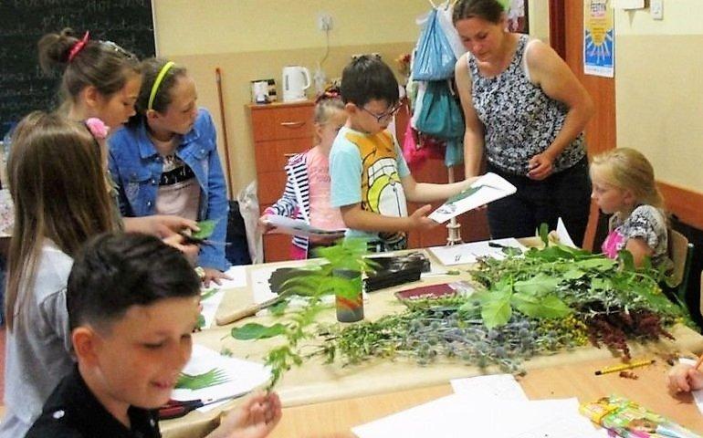 Ruszają artystyczne zajęcia dla dzieci