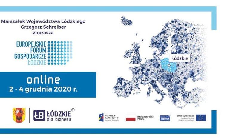 Rusza Europejskie Forum Gospodarcze – Łódzkie 2020