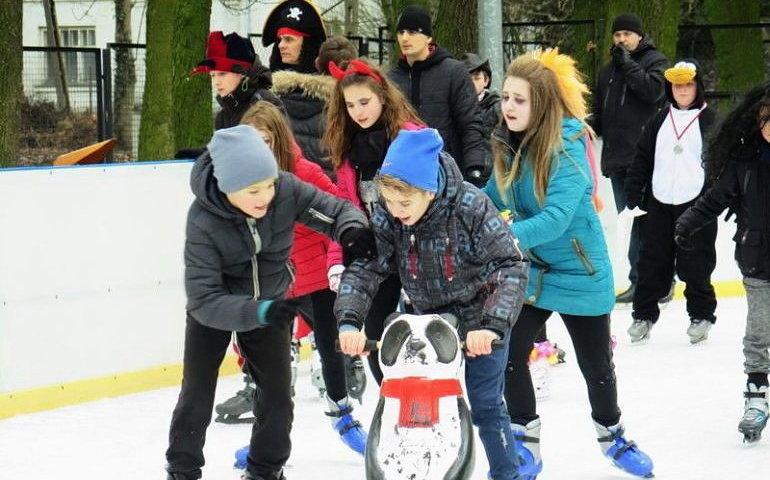 Wkrótce otwarcie łyżwiarskiego sezonu na miejskim lodowisku