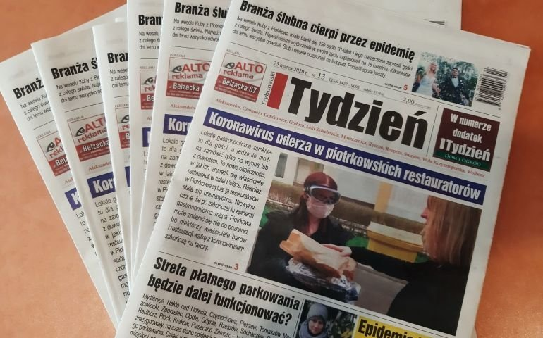 Tydzień Trybunalski dostępny BEZPŁATNIE online!