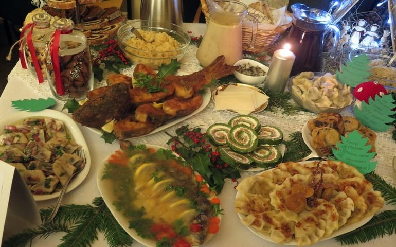 Co na świątecznym stole?