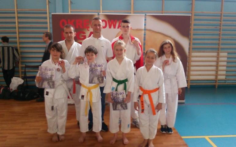 Piotrkowscy karatecy wywalczyli kolejne medale