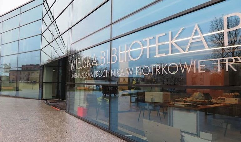 We wtorek ponowne otwarcie Mediateki