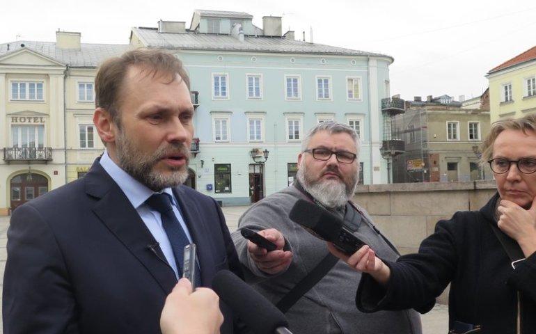 Poseł Grzegorz Lorek podsumował 4 miesiące swojej pracy w Sejmie