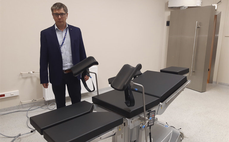 Profilaktyka w Specjalistycznym Szpitalu Onkologicznym w Tomaszowie Mazowieckim.