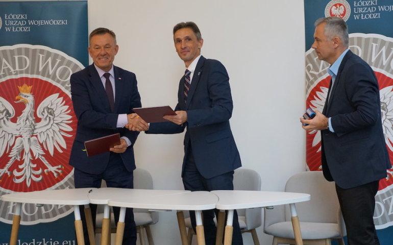 Aleksandrów: duże dofinansowanie na drogę Rożenek - Borowiec