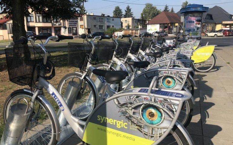 Godzina roweru miejskiego za darmo. Już w niedzielę!