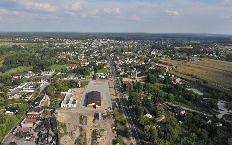 W piątek w Sulejowie upamiętnią rocznicę bombardowania miasta