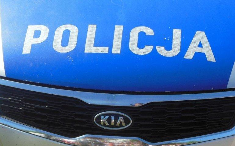 Pijany policjant sprawcą kolizji