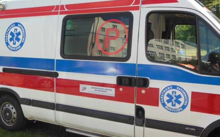 Grabica wzbogaci się o dodatkowy zespół ratownictwa medycznego