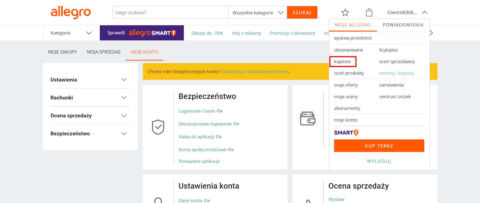 Jak Sledzic Paczke Na Allegro Online Epiotrkow Pl Piotrkow Trybunalski