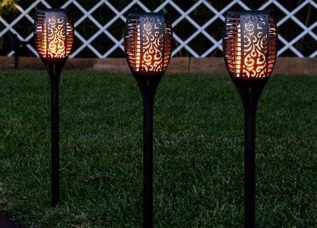 lampy do ogrodu stojące smierc